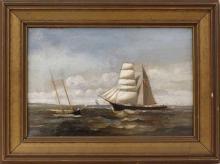 JOHN COGGESHALL (American, 1856-1927)