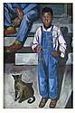 FREDRICK STALLKNECHT WIGHT (American, 1902-1986)