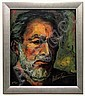 ANTHONY QUINN (American, 1915-2001) Zorba - a self, Anthony Quinn, Click for value