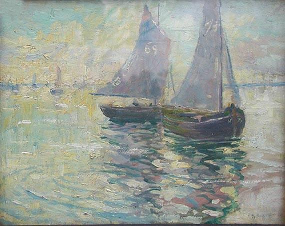 CALEB ARNOLD SLADE (American, 1882-1961)