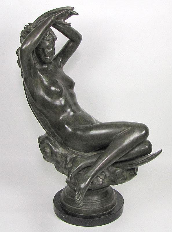 VINCENZO CINQUE (Italian, 19/20th c.) reclining