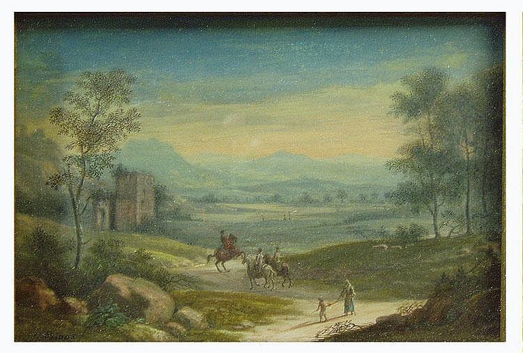 CORNELIUS PLOOS VAN AMSTEL (Dutch, 1726-1798)