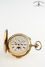 Charles-Ami Barbezat-Baillot, Swiss, Case No. 15456, 62 mm, 167 g, circa 1897
