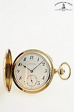 A. Lange & Söhne Glashütte i/SA, Movement No. 83020, Case No. 83020, 52 mm, 103 g, circa 1922