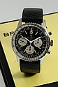 (*) Breitling à Genève, Case No. 1352485, Ref. 806, Cal. Venus 178TJ, 41 mm, circa 1971