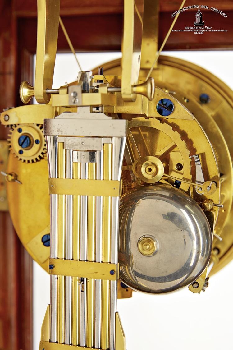 Lépine, Horloger de l'Impératice, Paris, Height 610 mm, circa 1809