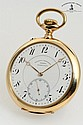 Präcisions-Uhrenfabrik Alpina Glashütte i/S. Movement No. 1285, Case No. 1285, 53 mm, 93 g, circa 1900