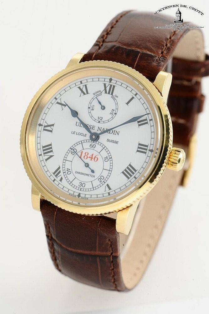 часы ulysse nardin le locle suisse 1464 жирной