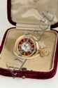 Charles Frodsham, 84 Strand London, By Appointment to the Queen, Movement No. 010217, Case No. 010217, 34 mm, 46 g, circa 1895