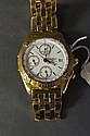 A fine Breitling 18ct gold gentleman's wristwatch