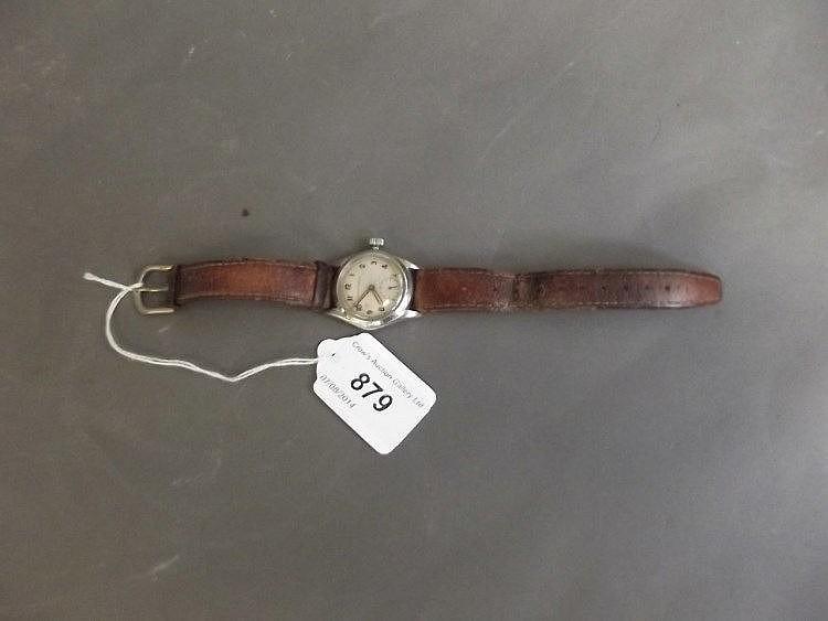 A vintage gentleman's Rolex Oyster wristwatch,