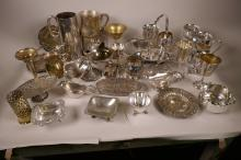 Silverplate Sale | Silverplate Trays, Bowls & More | Silver