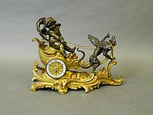 A superb 19th Century French bronze and ormolu