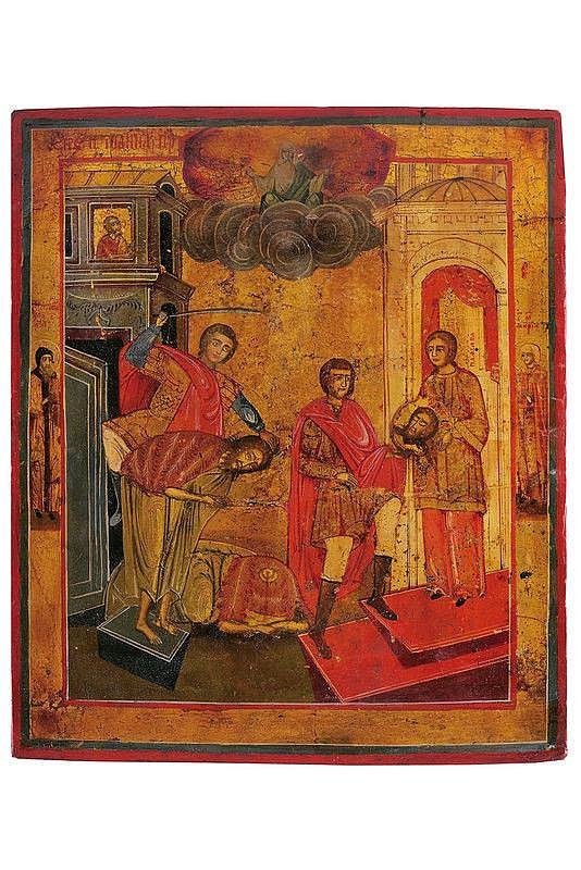 Beheading of St. John