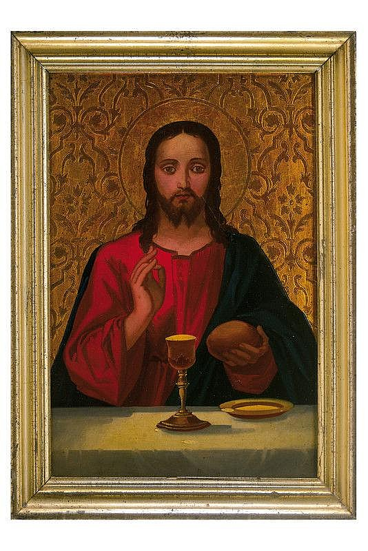 Christ in the Eucharist