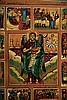 St. John the Baptist Angel of the desert and 16 scenes of life.