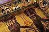 The three patriarchs Gregory the Great, Basil the Great, John Chrysostom