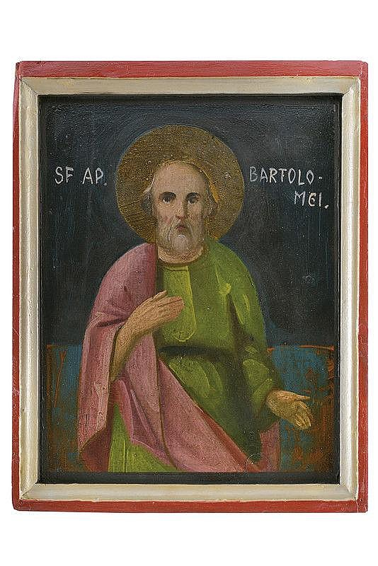 St. Bartholomew the Apostle