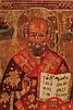 St. Nicholas and twelve scenes of life