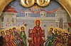 Pentecost and the Dormition