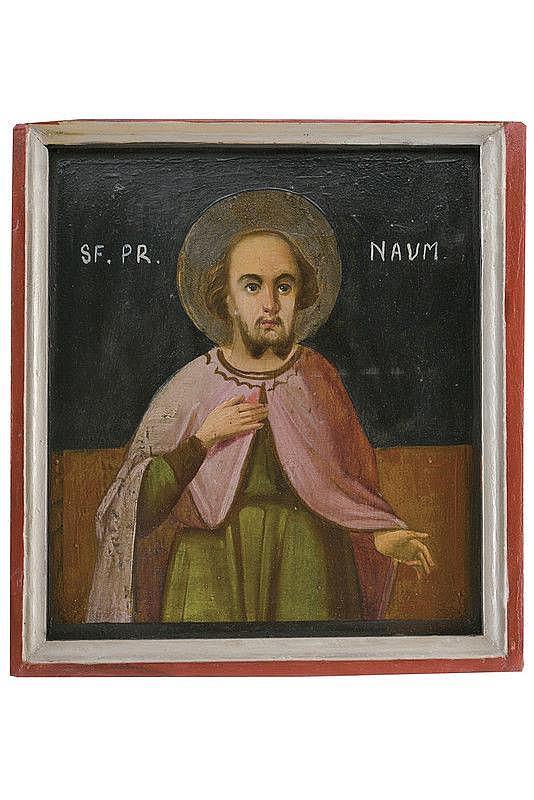Nahum the prophet