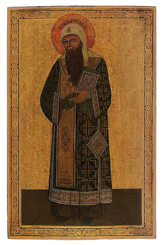 St. Alexis the Metropolitan of Moscow