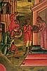 John the Baptist of the desert and scenes of life