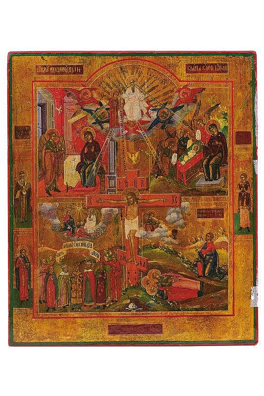 Quadripartite of the Crucifixion