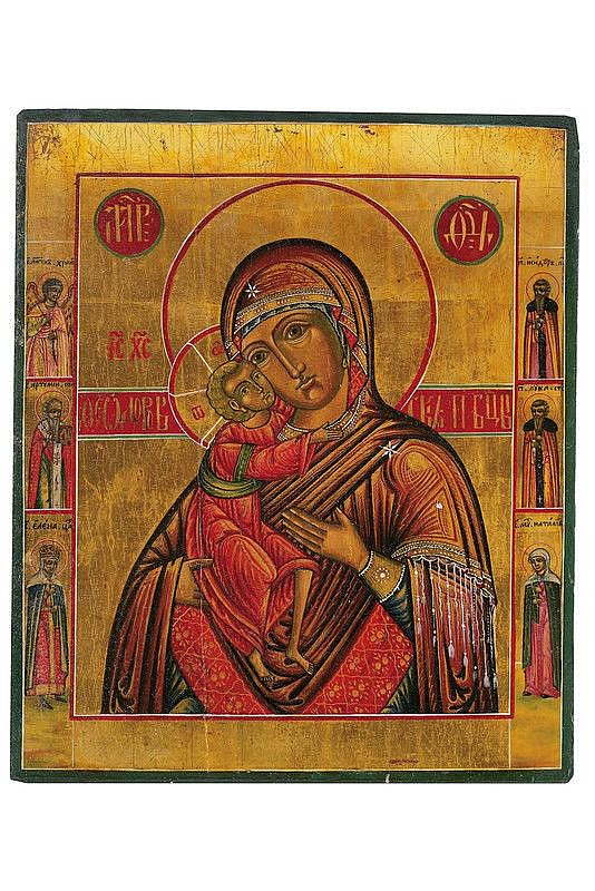 Mother of God of Fedorov (Saint Teodoro)