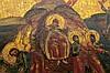 Flaming rise of the prophet Elijah