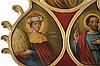 The prophets Joel, Daniel and Isaiah