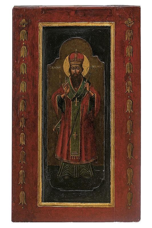Church father Basil the Great