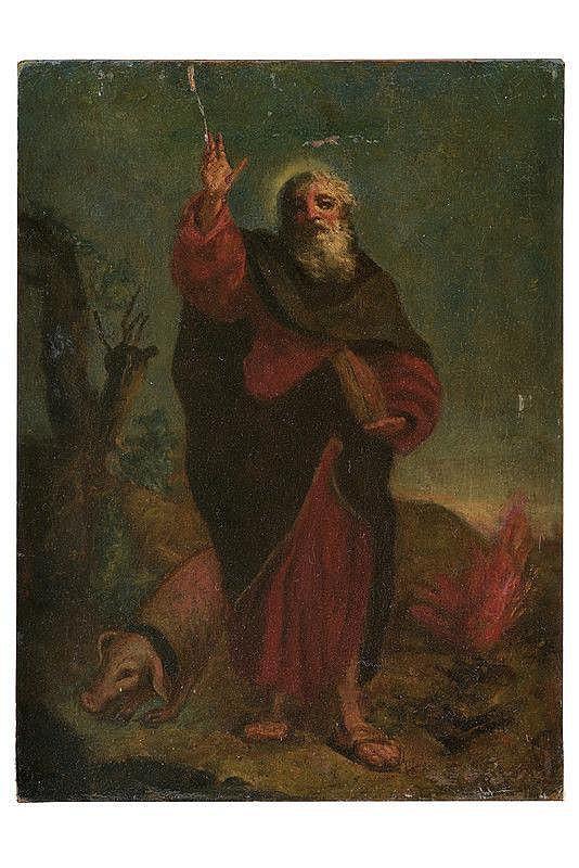 Saint Anton Abbot