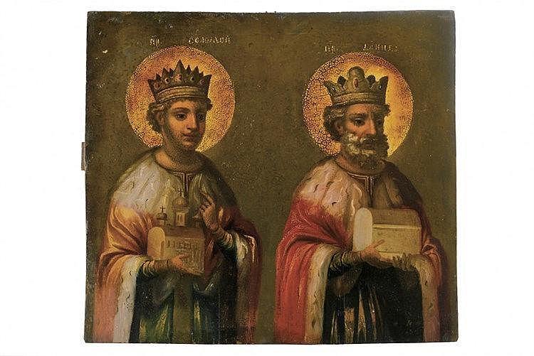 Prophets Solomon and David