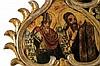 Prophets Zechariah, Solomon, Moses, Malachi (?), Elijah, Isaiah.