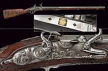 A beautiful snaphaunce gun by 'Il Negroni', dating