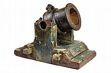 A very scarce siege mortar, dating: 17th Century,