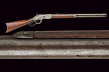 Winchester Model 1873 Rifle, dating: 1875-1890, pr