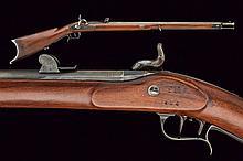 A 1851 model federal cabine, dating: , provenance: