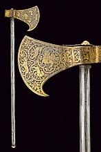 A tabar, dating: late 18th Century, provenance: In