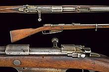 An 1888 mod. breechloading rifle, dating: 1875-189