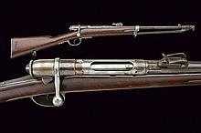Moschetto Vetterli da cavalleria Mod. 1870, dating