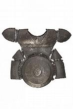 A krug (breast defence), dating: circa 1500, prove