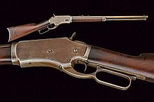 Whitney-Kennedy Lever Action Repeater, dating: 187