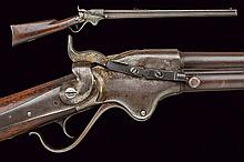 Spencer Repeating Rifle Model 1860 Army 'Post War