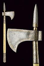 A tabar, dating: Late 19th Century, provenance: In