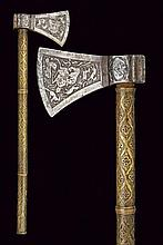 A tabar, dating: Early 19th Century, provenance: I