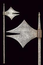 A bullova (axe), dating: circa 1900, provenance: I