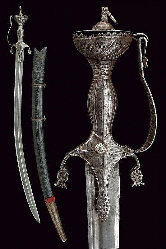 A pulouar (sword)