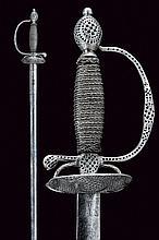 A pierced small sword